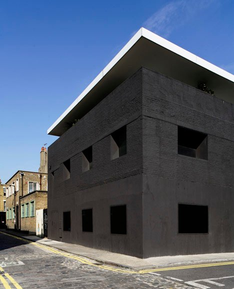 Dirty House by David Adjaye