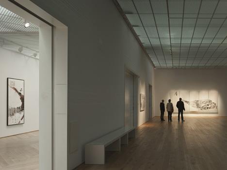 Разработанный в Хакни: Художественный музей Fuglsang Тони Фреттоном, Архитекторы