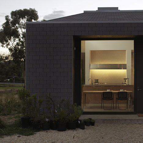 Goldfields Dwelling by DesignOffice