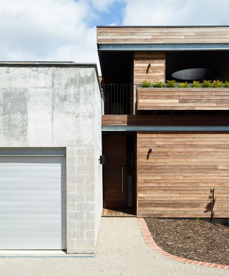 Linear House by Architects EAT