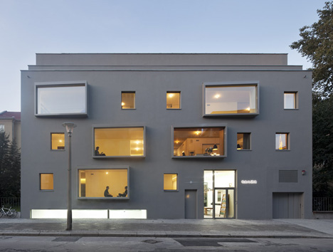 Linienstr. 23 by BCO Architekten