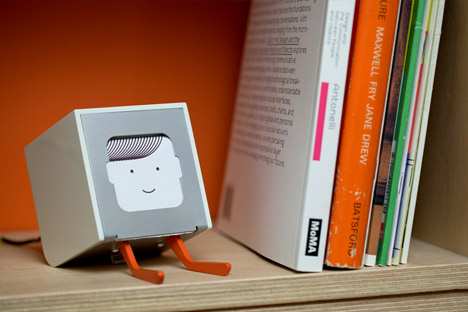 Technology and design: Little Printer by BERG