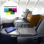 Designed in Hackney: Lufthansa Business Class Seat and Cabin by PearsonLloyd