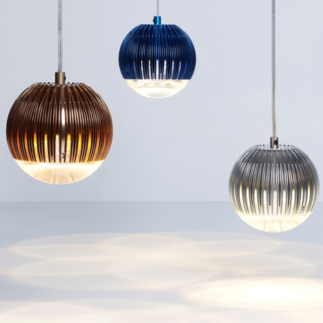 Luminosity by Tom Dixon at MOST