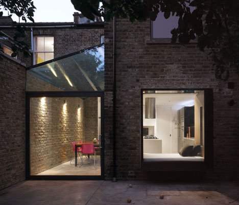 Mapledene Road by Platform 5 Architects