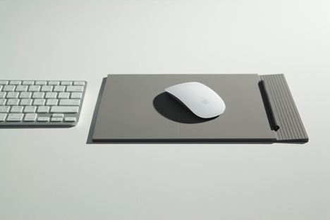 Mouse pads by Kitmen Keung