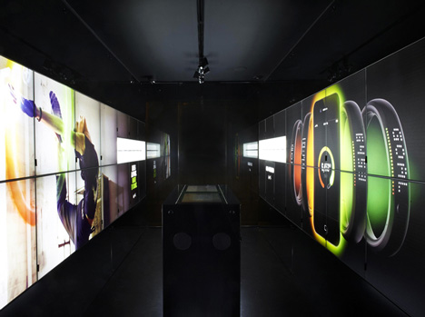 Nike+ FuelStation at Boxpark