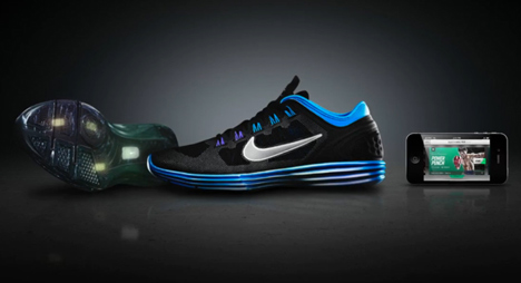 Technology and design: Nike+ Training shoes