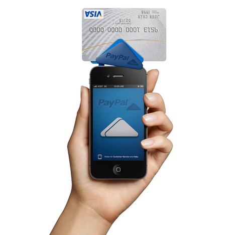 PayPal Here by Fuseproject