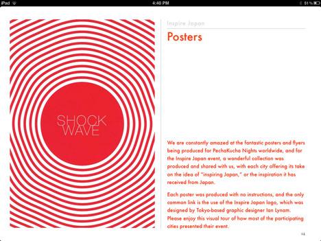 PechaKucha Inspire Japan iBook