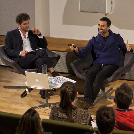 Peroni Collaborazioni Talk Fabio Novembre - transcript