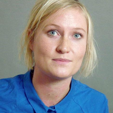 Dezeen Platform: Pia Wustenberg