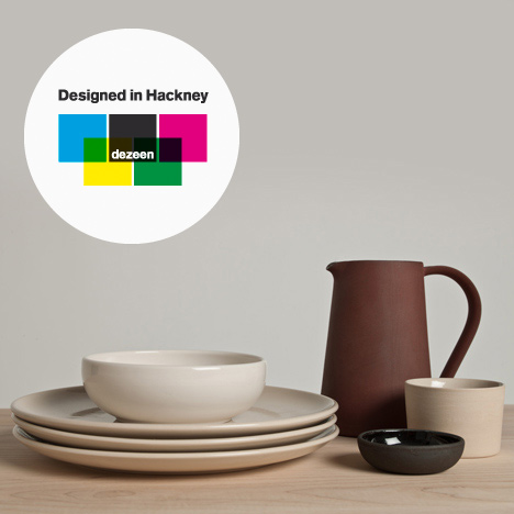 Designed in Hackney: Pottery by Ian McIntyre for Another Country