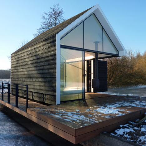 База отдыха Island House от 2by4-architects