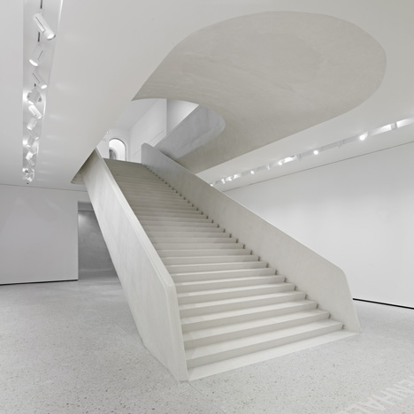 Staedel Museum extension by Schneider+Schumacher