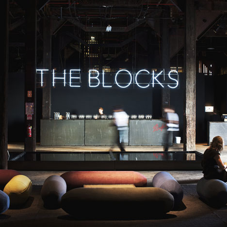 The Blocks by Studio Toogood