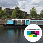 Designed in Hackney: The Floating Cinema by Studio Weave