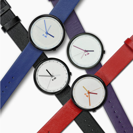Dezeen Watch Store: Whereverby Denis Guidone