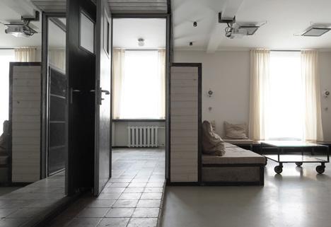 Апартаменты Wood Warm Wight от Петра Костелова