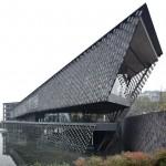 Xinjin Zhi Museum by Kengo Kumaand Associates