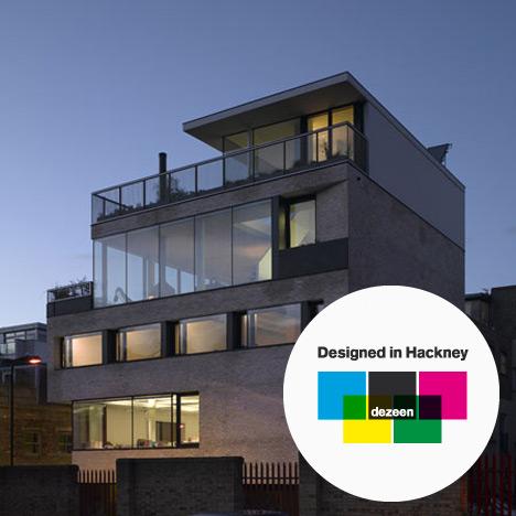 Разработано в Hackney: Batemans Row архитекторами Theis и Khan