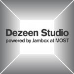 Dezeen Studio powered by Jambox at MOST