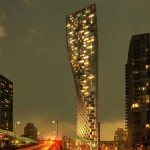 Beach and Howe mixed-use tower by BIG + Westbank + Dialog + Cobalt + PFS + Buro Happold + Glotman Simpson