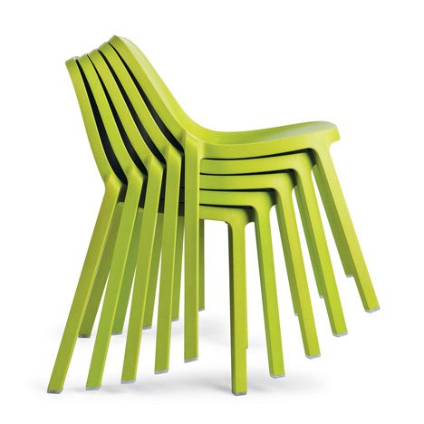 Broom chair by Philippe Starck for Emeco