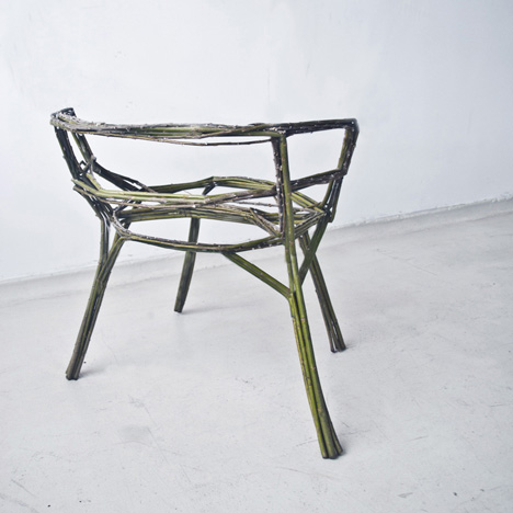 Chair Farm by Werner Aisslinger at Ven