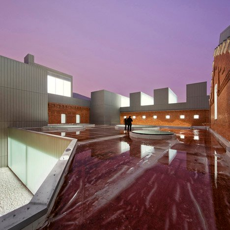 Civic Centre in Palencia by Exit Architects and Eduardo Delgado Orusco