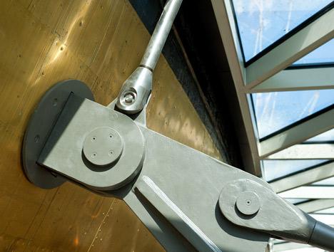 Cutty Sark by Grimshaw