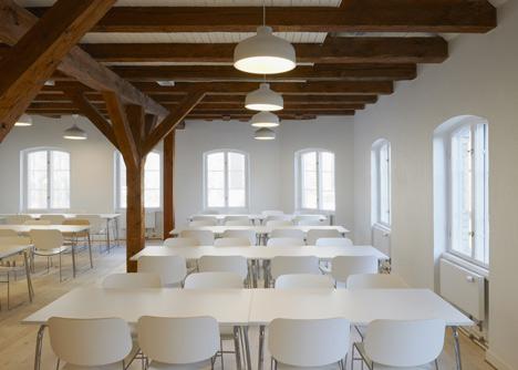 Domkyrkoforum by Carmen Izquierdo Arkitektkontor