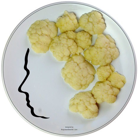 Hair plates by Boguslaw Sliwinsk