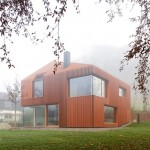 House 11x11 by Titus Bernhard Architekten