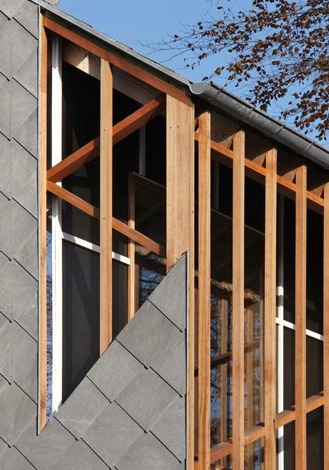 House Bernheimbeuk by Architecten De Vylder Vinck Taillieu