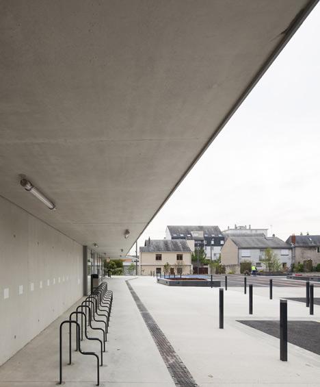 Le Temps Machine by Moussafir Architectes