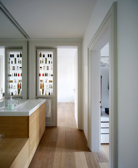 Level Apartment by OFIS Arhitekti