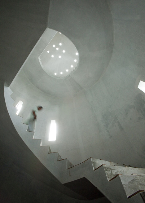 The Spiral by Marra + Yeh Architects