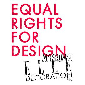Elle Decoration launches campaign toprotect the rights of UK designers