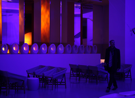 Laufen presents The Swiss Art of Expression in Milan