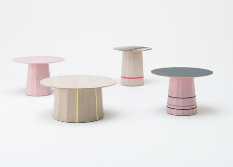New products by Karimoku New Standard