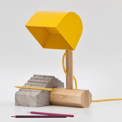 CONST lamp by THINKK studio at Ventura Lambrate