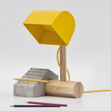 CONST lamp by THINKK studio