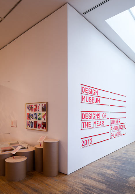 Designs of the Year exhibition by Michael Marriott