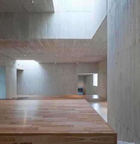 Музей пасхальной скульптуры от Exit Architects