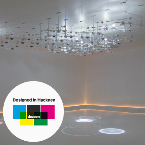 Designed in Hackney: Falling Lightby Troika