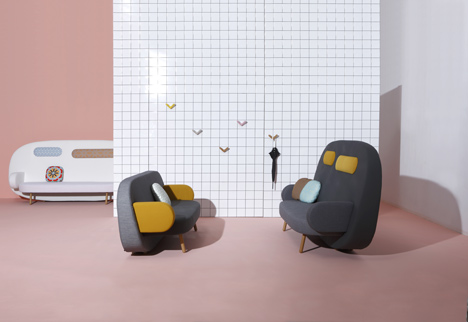 Float by Karim Rashid for Sancal