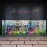 Hacked Lab at La Rinascente