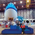 Hella Jongerius to design cabin interior for KLM Royal Dutch Airlines
