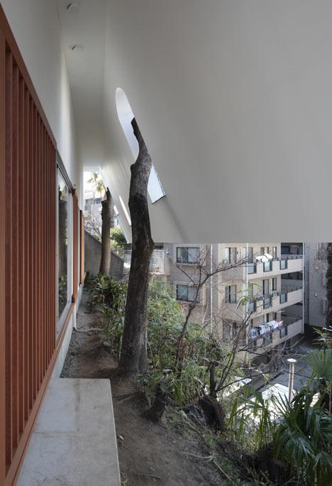 Дом с карнизом и чердаком от ON design